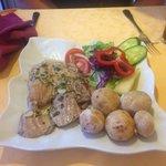 Fresh bigeye tuna!! Soo tasty