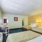 Four Bed Suite