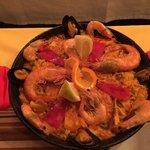 la miglior paella di Fuerte!!