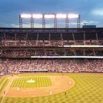 Coors Field Roof Top View