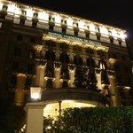 Facahda do hotel