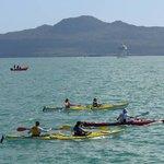 Guided Rangitoto Sea Kayak Tour