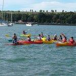 Kids After School Kayaking