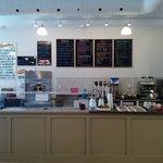Quick preview of our Dairy counter!