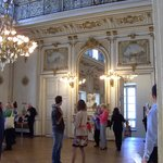 Salle Paul Bastide during the interval