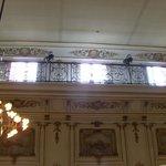 Balcony of the Salle Paul Bastide
