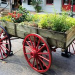 Wagon at City Market
