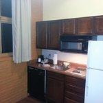 Hampton - Large kitchen.