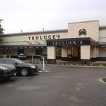 Front of Truluck's restaurant
