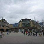 Vista da Whistler Village
