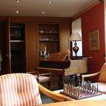 Sala do Piano! Uma delícia de lugar!