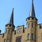 Castle Spires and Clock