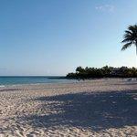 Playa por la mañana