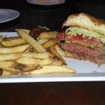 Burger from Boardwalk