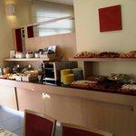 sala colazione (parte)