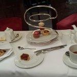 Afternoon Tea - Overall (eaten halfway)