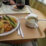 Ginko - Graz - prato e sopa