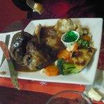 Lamb Plate