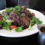 Beef Salad w/Hot Thai Sauce