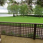 lakeside suite patio