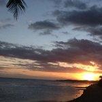 Sunset at Bedarra