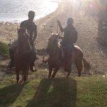 Evening Horserides at Bedarra Beach