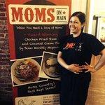MOMS On Mainin Aubrey, Texas is a hidden jem, wow simply Delicious!
