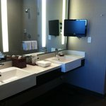 Vdara Penthouse Bathroom