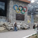 Site of Winter Olympics Games of 1960