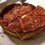 Deep Dish Pepperoni