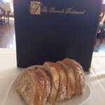 This bread is the ultimate in wine-country...do not recall another bread that beats this one! Cr