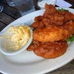 Buffalo Chicken, Mac and Cheese