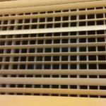 Dirty air vent