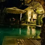 Nite at villa arwana