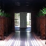entrance to grand mayan lobby