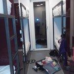 six dorm room
