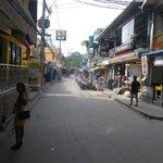 The small village at Koh Samet.