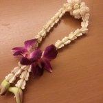 welcoming flower bracelet