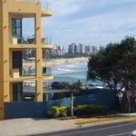 Surf Club beach view