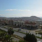 Balcon con vista al Mar Egeo