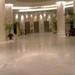 Lobbie del hotel
