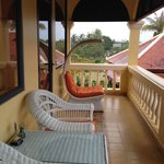 Beautiful corner balcony room #200