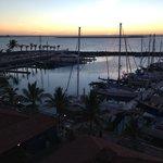 View from Hotel Marina, La Paz