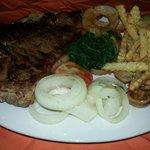 U S T Bone Steak