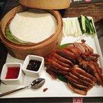 Crispy Skin Peking Duck (half)