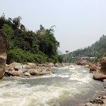 Jaldhaka River @ Bindu