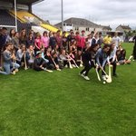 French school learning the thrills and skills of The Kilkenny way ultimate hurling experience