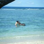 Horse Wash on Gili T