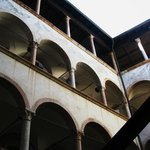 Inside Castello Buonconsiglio