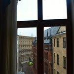 Виз из окна